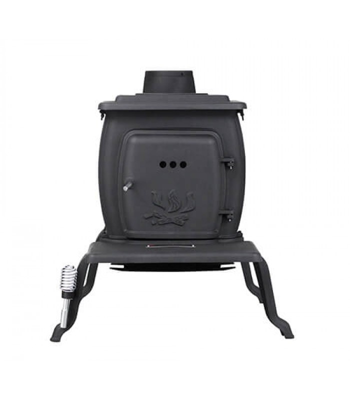 2469E Cast Iron Wood Stove