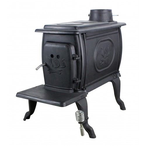 1269e Cast Iron Wood Stove